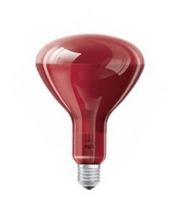 Лампа инфракрасная IR1 230V 150W E27 R123RB Helios